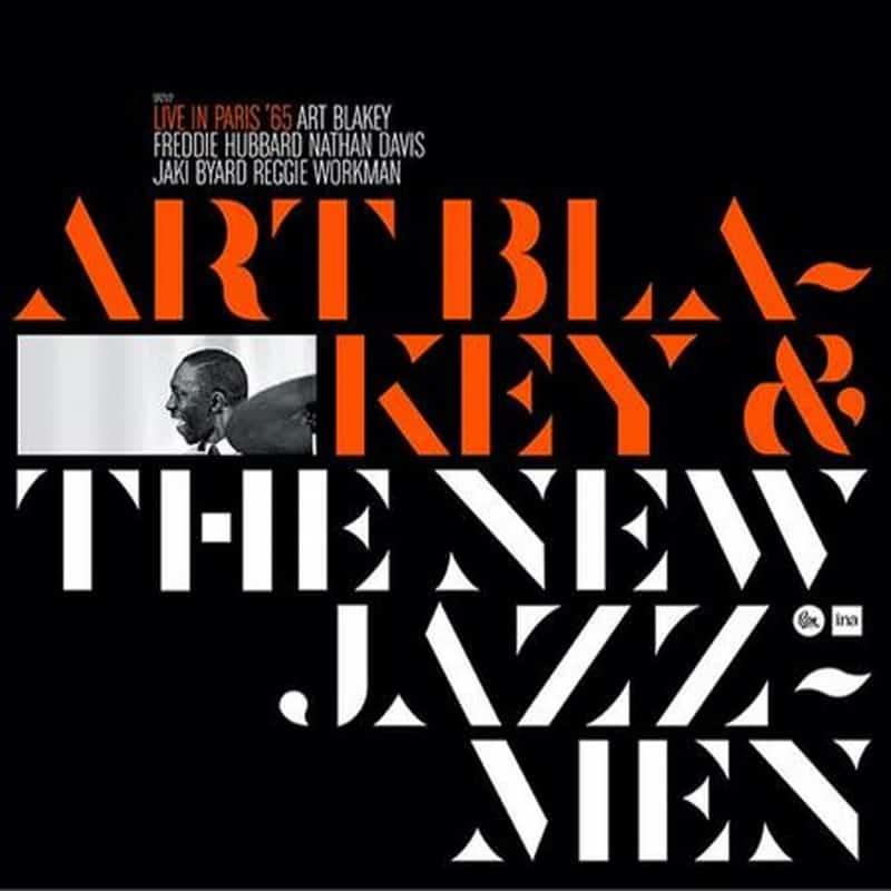 Art Blakey - Live In Paris 1965 Audiophile Pressing