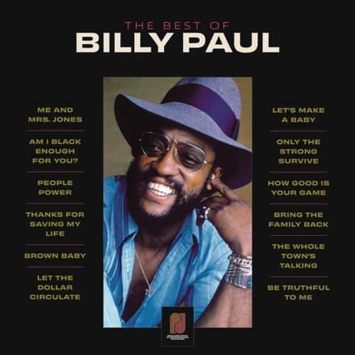 Billy Paul - The Best of