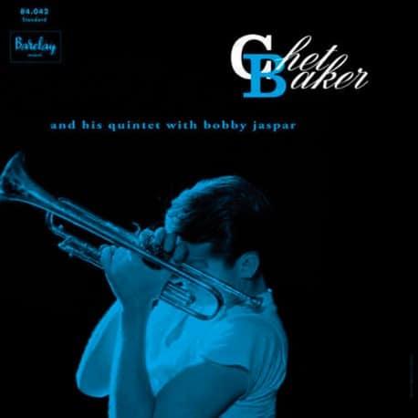 Chet Baker And His Quintet With booby Jaspar Audiophile Quartet