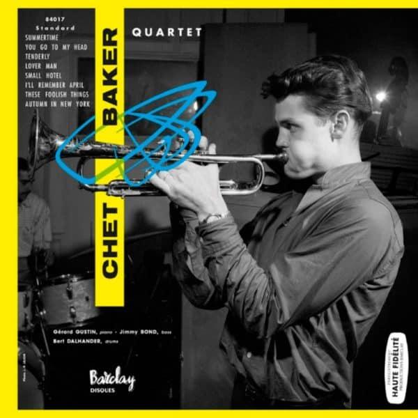 Chet Baker Quartet Audiophile Quartet