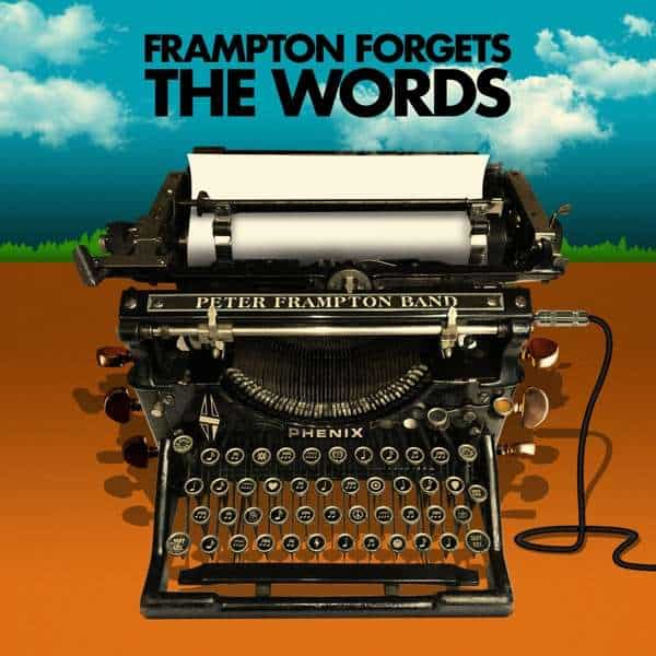 Frampton Forgets The Words