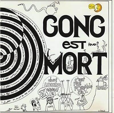Gong Est Mort 2LP
