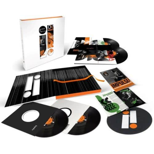 Impulse Records Music, Message And The Moment 4LP Box Set