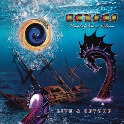 Kansas - Point Of Know Return Live & Beyond - 3LP+2CD Box Set