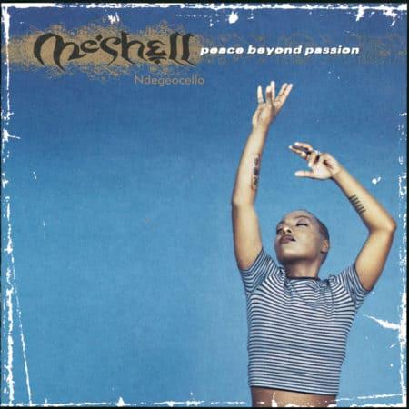 Me'Shell NdegéOcello - Peace Beyond Passion 2LP