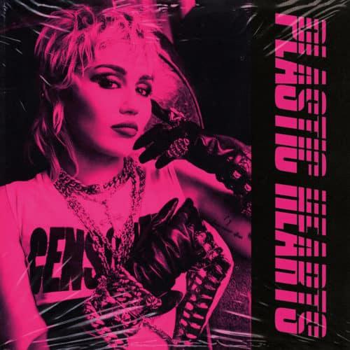Miley Cyrus - Plastic Hearts 2LP