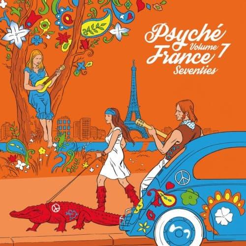 Psyche France Seventies Vol. 7 RSD 2021