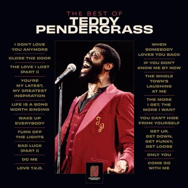 Teddy Pendergrass - The Best oF 2LP