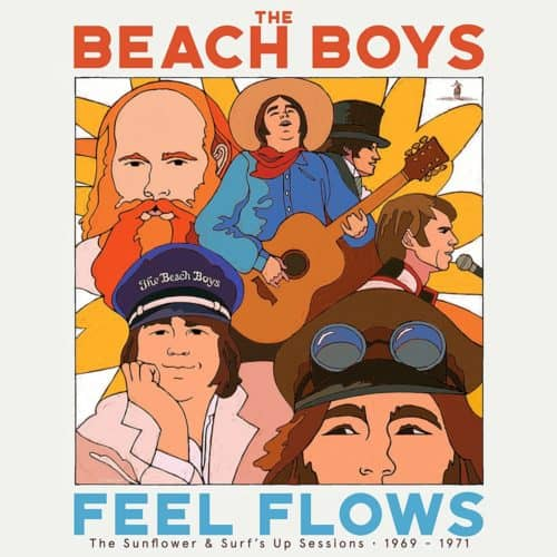 The Beach Boys - Feel Flows: The Sunflower & Surf's Up Sessions 1969-1971 2LP