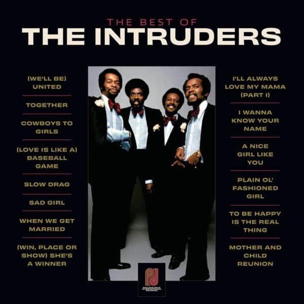The Intruders -The Best Of