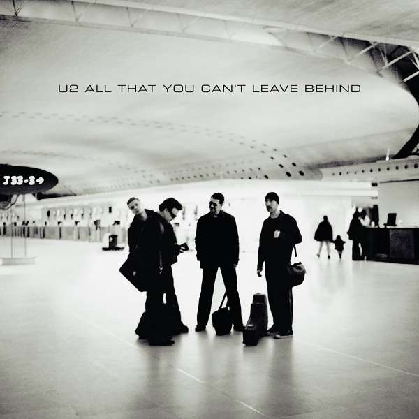 U2 - All That You Can't Leave Behind 20th Anniversary Edition 2LP