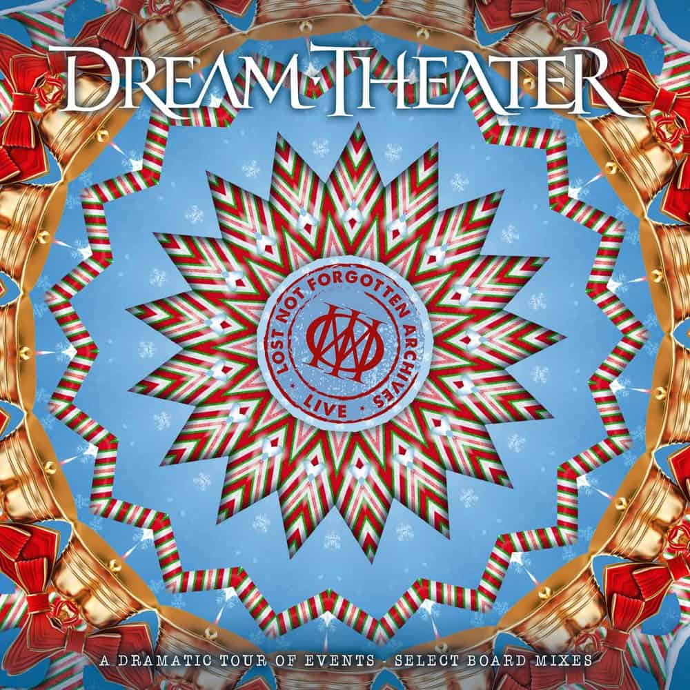 Dream Theater - Lost Not Forgotten Archives Live - 3LP +2CD