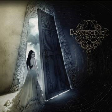 Evanescence - The Open Doore 15th Anniversary Edition Grey Marble Vinyl 2LP RSD 2021