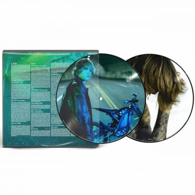 Justin Justice Picture Disc