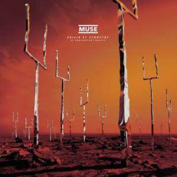Muse - Origin Of Symmetry XX Anniversary Remixx 2LP