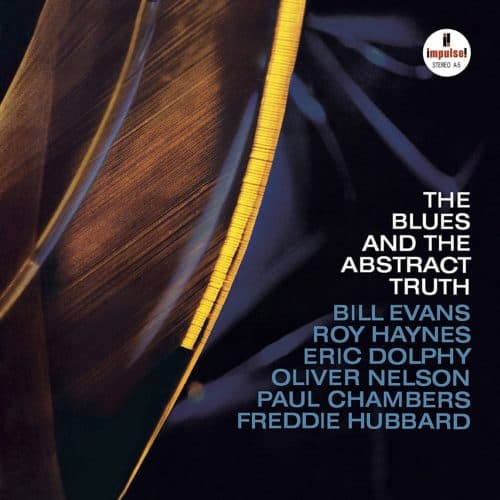 Oliver Nelson - Blues And Abstract Vinyl