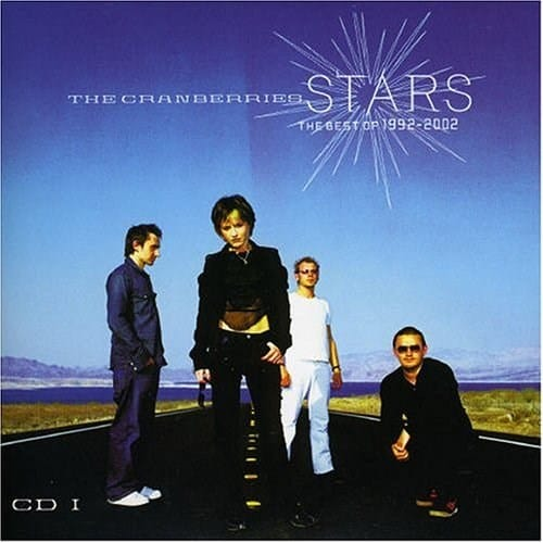 The Cranberries - Stars: The Best Of 1992-2002 (Limited Edition Transparent Vinyl) 2LP RSD 2021