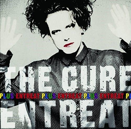 The Cure - Entreat Plus Live at Wembley 1989 2LP