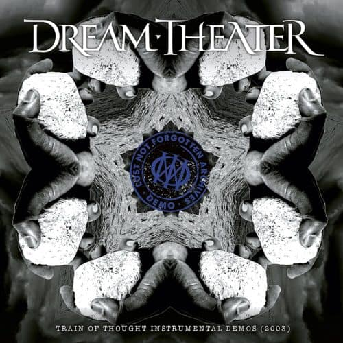 Dream Theater - Lost Not Forgotten Archives Train Of Thought Instrumental Demos 2LP Ltd. Edition White Vinyl 2LP+CD