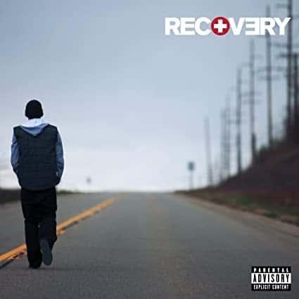 Eminem Recovery תקליט