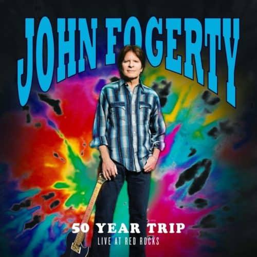 John Fogerty - 50 Year Trip Live at Red Rocks 2LP