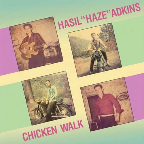 Chicken Walk Vinyl