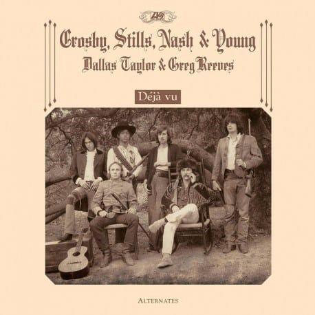 Crosby, Stills, Nash & Young - Déjà Vu (Alternates) RSD 2021