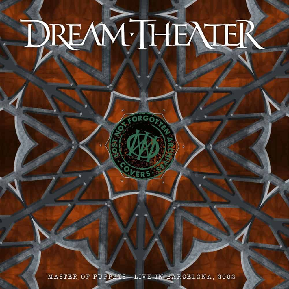 Dream Theater - Lost Not Forgotten Archives: Master Of Puppets (Live In Barcelona 2002) 2LP+CD