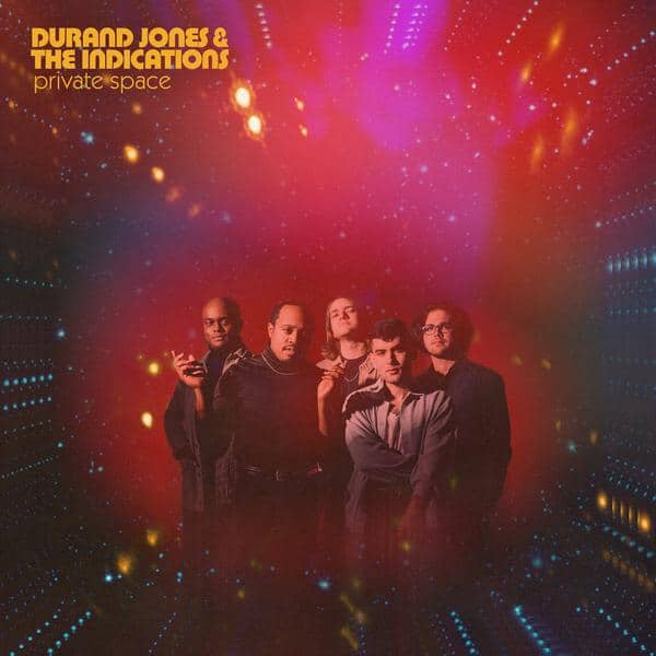 Durand Jones and the Indications - Private Space Colored Vinyl