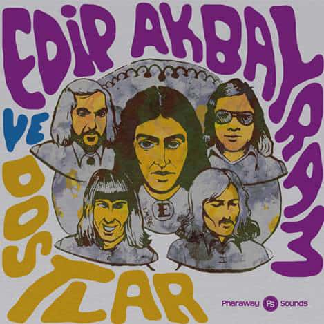 Edip Akbayram ve Dostlar – Singles Overview 1974 - 1977
