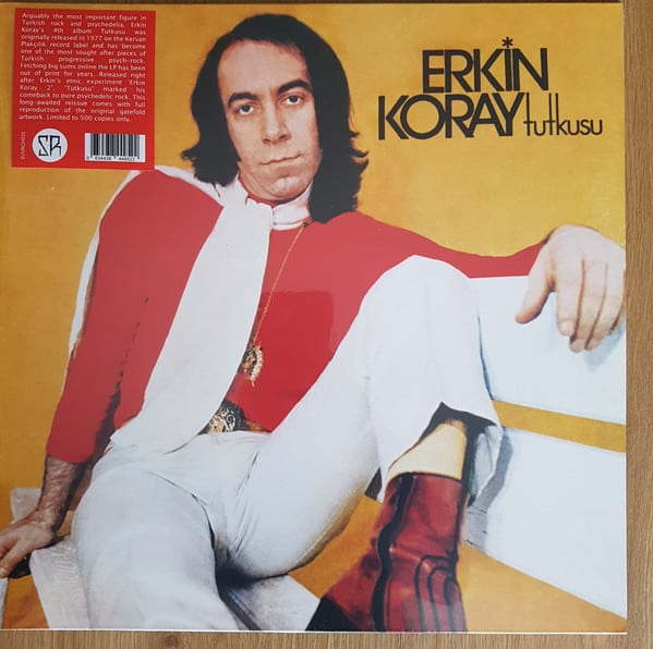 Erkin Koray – Tutkusu