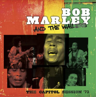 Marley Capitol 1973 Vinyl