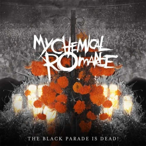 My Chemical Romance - The Black Parade Is Dead! 2LP