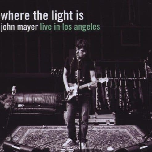 Where the Light Is Live in Los Angeles