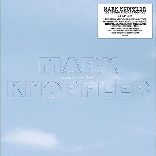 Mark Knopfler - The Studio Albums box