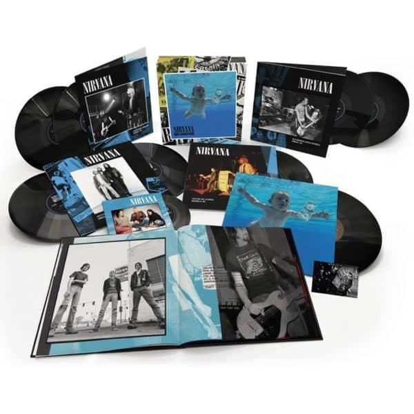 Nirvana - Nevermind 30th Anniversary 8LP Box Set