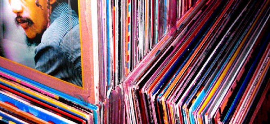 אחסון תקליטים