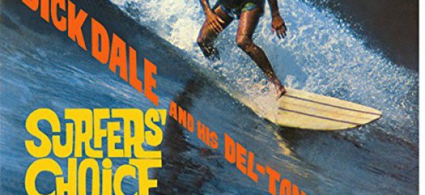 RPS SURFERS בוחרים את תקליטי הסרף האהובים עליהם